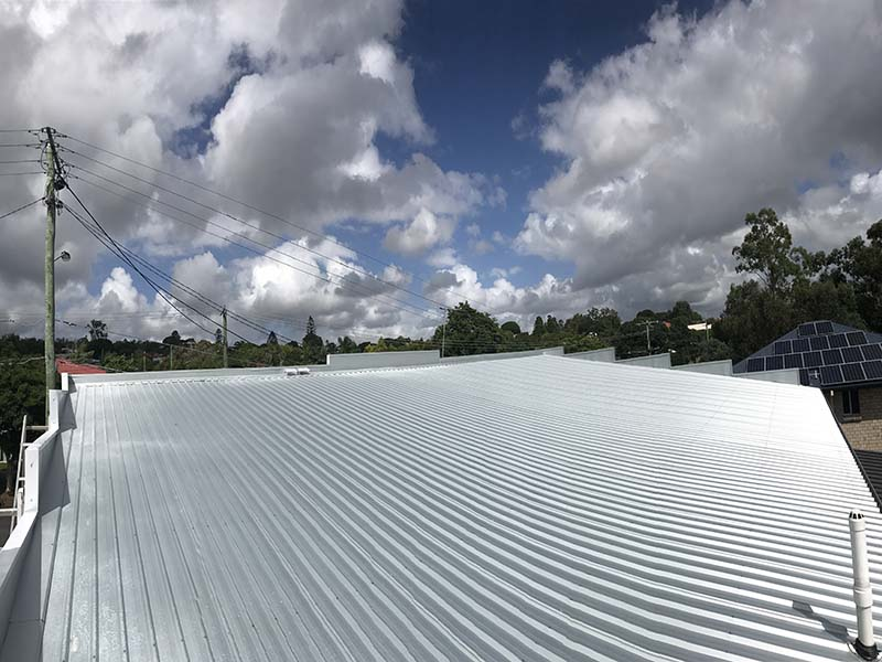 roof replacement asbestos photo