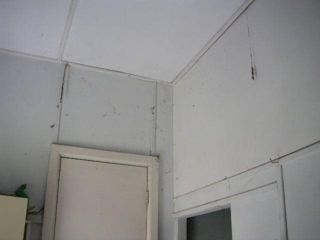 Asbestos in Wall & Ceiling
